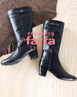 「lafarfa 新作ブーツ」 先行予約受付開始!先行予約のみ<送料無料>でお届けします!