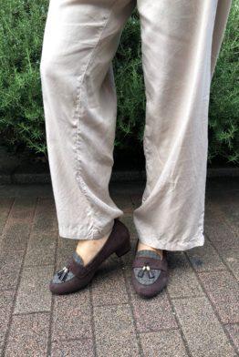 タッセル付おじ靴♥身長が高い方にもおススメ♥